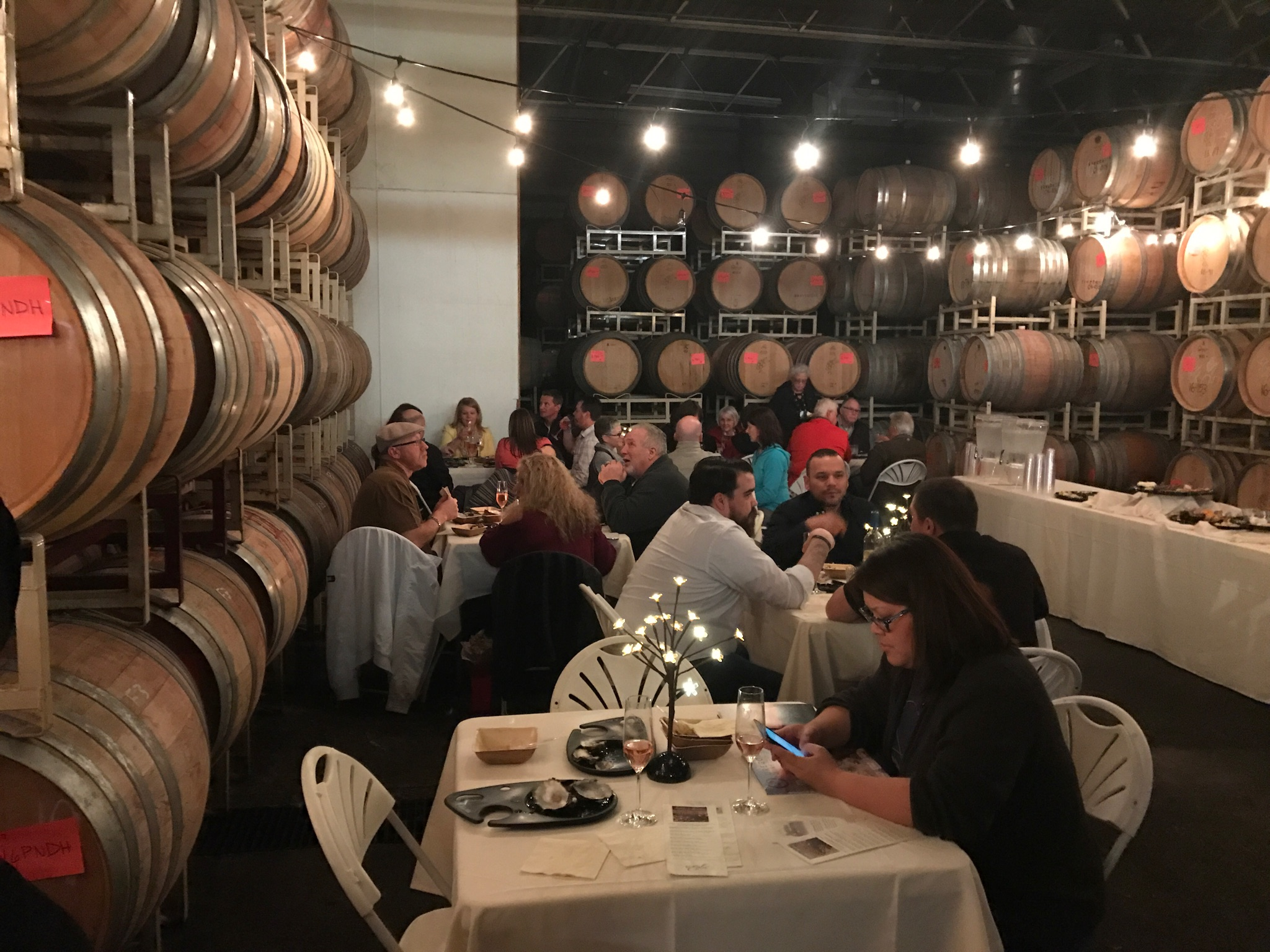 Eola Hills Wine Cellars Invests in Local Fermentation Future by Hosting April 22 Pinot Noir and Chocolate Event & Eola Hills Wine Cellars Invests in Local Fermentation Future by ...