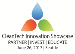 CleanTech Innovation Showcase Logo
