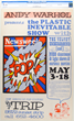 Andy Warhol and the Velvet Underground Concert Poster 5/3/66,CGC concert posters, concert poster auction