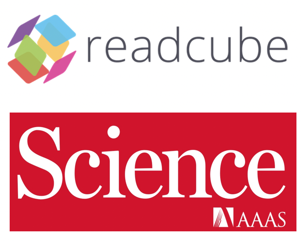 ReadCube Partners with AAAS to Enhance Discoverability of