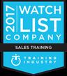 ASLAN Training & Development Named to the Training Industry 2017 Sales Training Companies Watch List