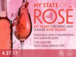 New York Wine Events to Present the NY State of Rosé Event, Featuring Top Rosé Wine Selections, April 27 at the Union Square Ballroom