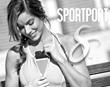 SportPort Compression Sports Bra