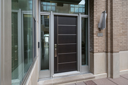 Custom Modern Commercial Doors, Chicago