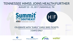 TN HIMSS Summit of the Southeast at Health:Further Festival 2017