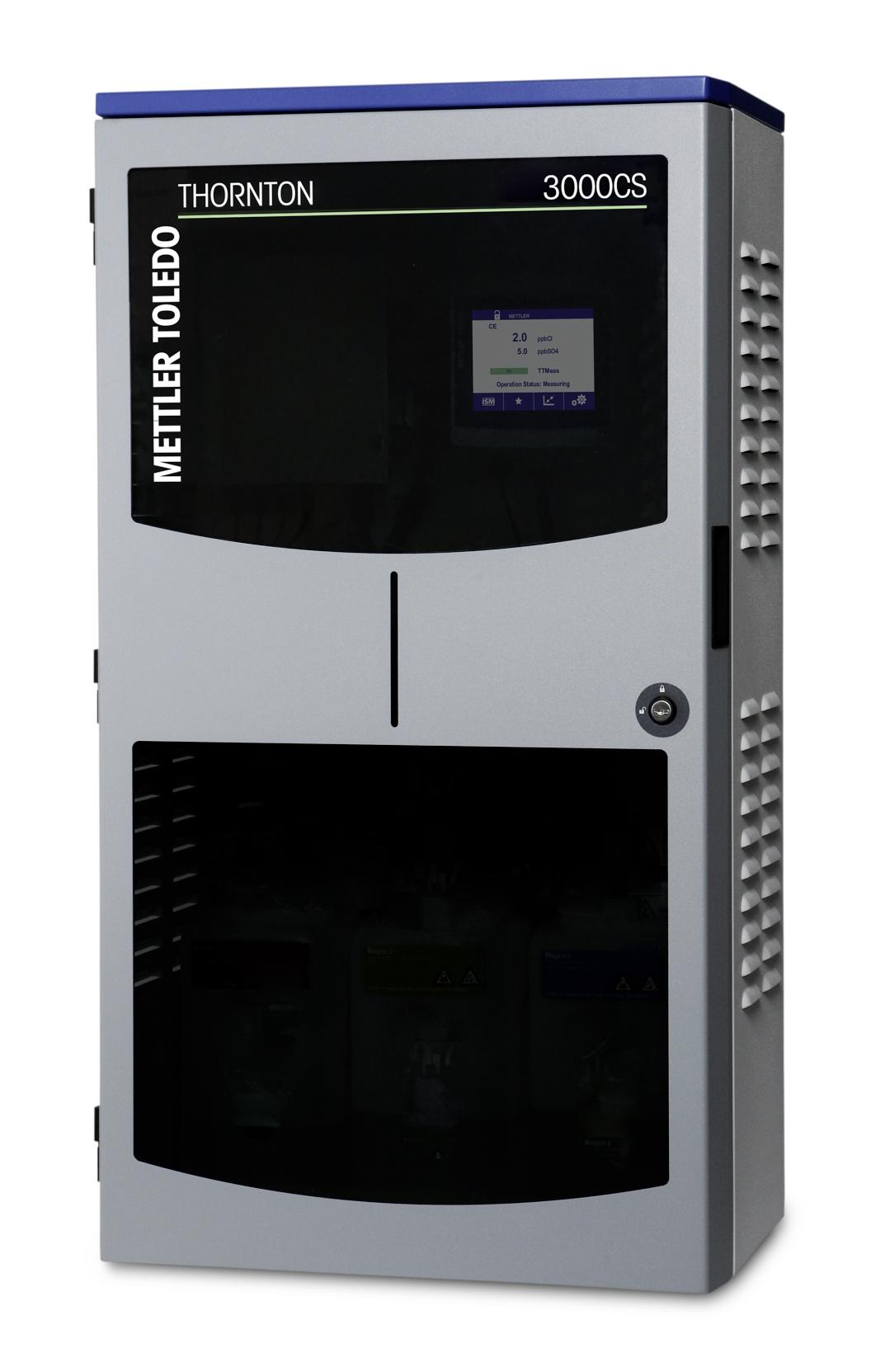 On Line Analyzer : Mettler toledo launches on line chloride sulfate analyzer