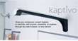 Kaptivo to Deliver Visual Live Whiteboard Sharing for BlueJeans Video Meetings