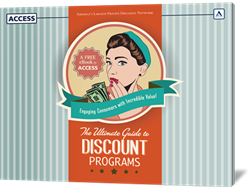 Discount programs eBook by Access Development