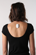 UPRIGHT GO senses subtle changes in posture, and vibrates to give users real-time posture feedback.