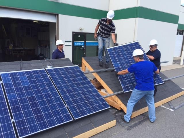 Solar Panel Installation: Solar Panel Installation Training