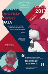 Sheltering Arms NY Everyday Heroes Gala