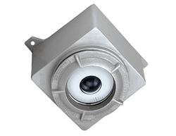 High-res explosion proof PTZ day/night camera