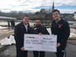 Local Bank Supports Kearny HS Boys' Crew Team