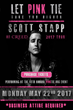 The 5th Annual PinkTie.org Event With Special Performance By Scott Stapp on May 22nd
