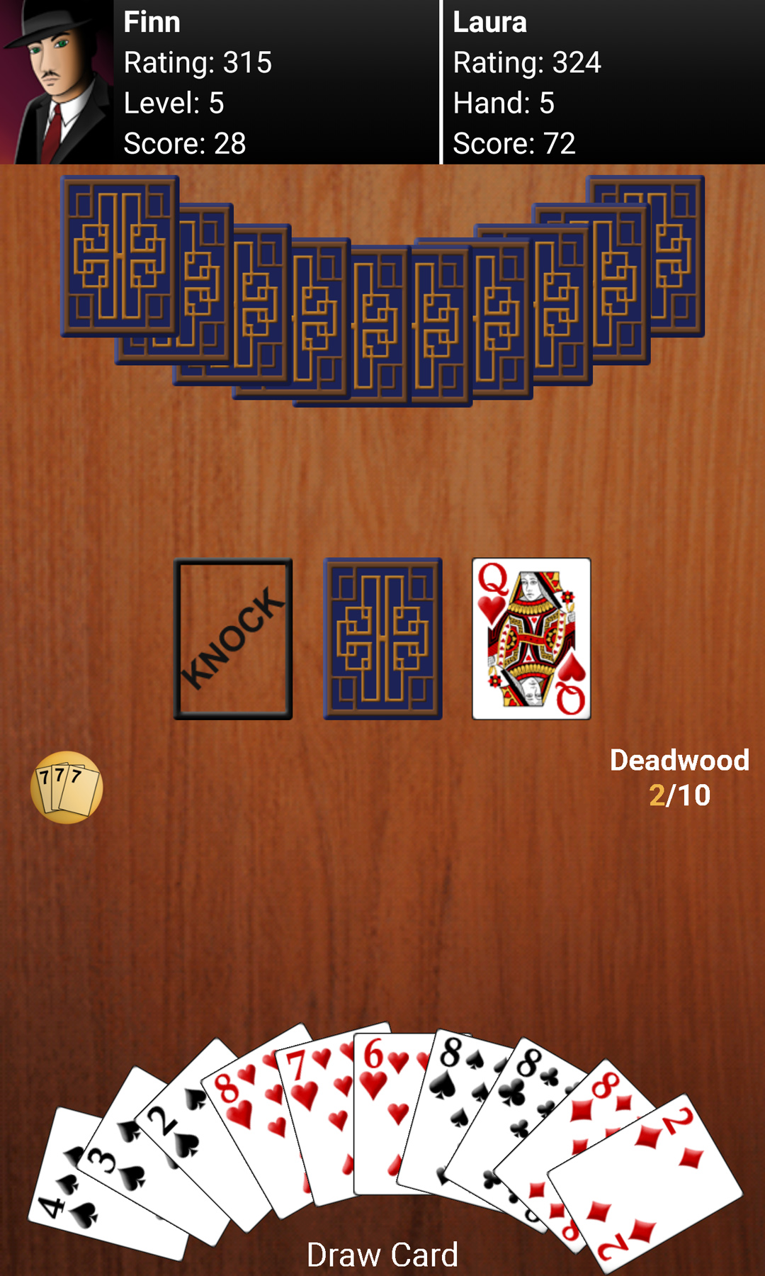 Rules Of Card Games Gin Rummy