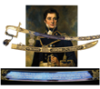 James D. Julia Auctioneers to Sell Rare and Historic Sword Belonging to Wilmington, NC Born Battle of Trafalgar Naval Hero