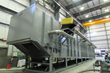 Wisconsin Oven Ships Four Zone Conveyor Furnace  to Aluminum Parts Manufacturer