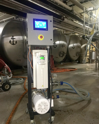 ShockWave Xtractor Installed at Anchor Brewing in San Francisco
