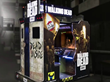 The Walking Dead Arcade game now at GameTime locations. Photo Courtesy of Raw Thrills.
