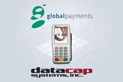 Datacap Verifone VX 820 Global Canada Release