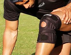 exous bodygear ex-701 knee brace