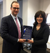 Christine Tricoli Winner of Best Practice Institute's Senior Executive Board Top Talent Executive Award