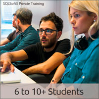 SQLSoft3 Corporate Training Events