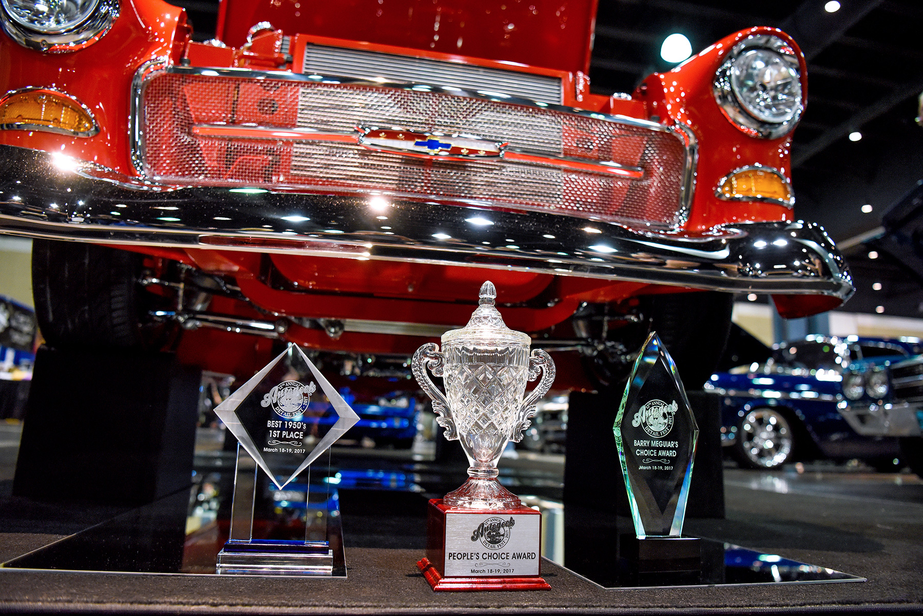 Bel Air Car >> CRM-55 Wins Three Awards at Autogeek's Detail Fest & Car Show Debut