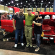 Dennis Cage of My Classic Car with Carlos Marcelin and Ivan Barcelo