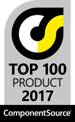 ComponentSource 2017 Awards