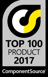 ComponentSource Announces 2017 Award Winners