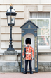 Spoonflower refreshes Queen's Guard uniform