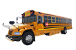 Blue Bird Vision Gasoline School Bus Receives Full EPA and CARB Certifications