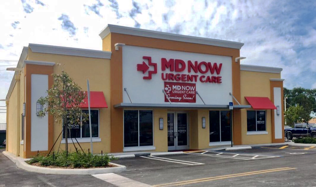 Md Now Urgent Care Welcomes Patients At New Bird Road