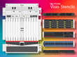 NetZoom™ Visio® Stencils Library Updated for Data Center and Network Devices from Server Technology, Netscout, Thinklogical, Crestron and More Manufacturers