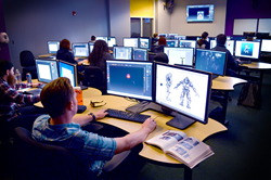 Animation and Visual Effects Program at SAE Expression College