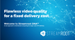 Streamroot Introduces Streamroot DNA™, a New Way to Deliver Large-scale OTT Video