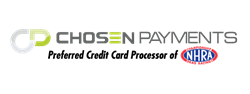 Chosen Payments and NHRA partner for credit card processing