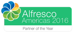 Alfresco Partner of the Year 2016