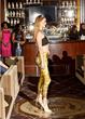 Irina Gorbman Fashion: Behind in Mix Yoga Leggings