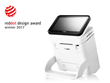 Posbank DCR™, a Supercompact All-in-One POS Terminal, Wins the Red Dot Design Award 2017