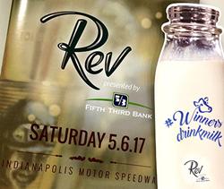 REV event print sponsor