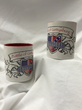 Pair the gift of coffee blends with commemorative Civil War mugs.