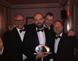 Oracle awards Cintra UK Cloud IaaS Partner of the Year for 2017