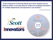 Scott County is the Seventh Minnesota County to Go Live with iNovah Centralized Cashiering and Enterprise Revenue Management Solution
