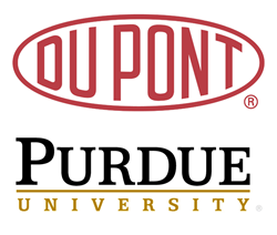 DuPont and Purdue University Logos
