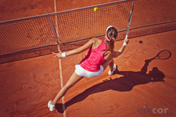 RedClay Tennis woman