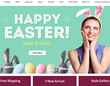 Introduction of Sales Promotion Activities for Upcoming Easter Day by Cheap Clothing E-retailers