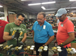 Eduardo Rodriguez, Factory Operations, demonstrates how to assemble one of their many regulators.