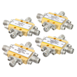 Pasternack Releases New Line of IQ Mixers with RF and LO Frequency Bands Ranging from 4 GHz to 38 GHz